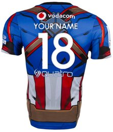 flash marvel jersey 2019 - BULLS 2019 MARVEL SUPER RUGBY JERSEY 2019 BULLS SUPER RUGBY HERO JERSEY New Zealand clothes Super jersey Rugby size S-3X