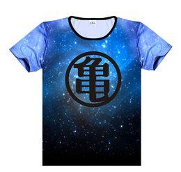 9678c6b528d9 Dragon Ball Z Super Saiyan Goku Australia - 2019 Dragon Ball Z T Shirts Mens  Summer 3D