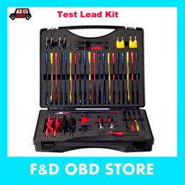 electronics tools kit Australia - Test lead kit features (Special purpose for car testing) automotive diagnostic tools for fault-finding electronic circuits found