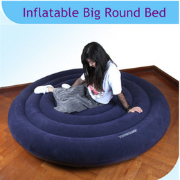 Relaxing Beds Australia - 2019 New Design Inflatable Sex Round Bed Sex Furniture Soft Chair Sofa for Couple Relaxing Love Sofa Bedding Adult Games SM Products E5-102