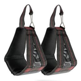$enCountryForm.capitalKeyWord Australia - 1 Pair Pull Up Bar AB Sling Suspension Suspension Straps Belts Muscles Abdominal Sitting Training-ups Heart House Gym Equipment