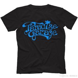 $enCountryForm.capitalKeyWord Australia - Paradise Garage Sign T-Shirt 100% Cotton Chicago House Music Larry Levan Anime Casual Clothing T-Shirt Men 2018 New