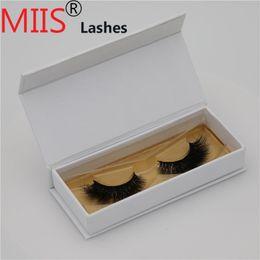 $enCountryForm.capitalKeyWord Australia - Worldbeauty Best silk faux mink strip fake eyelashes 3D false eye lashes wholesale