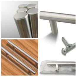$enCountryForm.capitalKeyWord Australia - New Model T handles is suitable for door handle, drawer handle, wardrobe handles, stainless steel shoe cabinet handle T2I5111