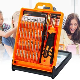 JAKEMY 33 in 1 Precision Screwdriver Magnetic Bits Set Electronics Repair Tools Set on Sale