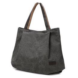 Discount large handbags compartments - Women's Elegant Canvas Soft Material High Quality Handbag Exquisite Handbag Classic Design Large Capacity Dignified