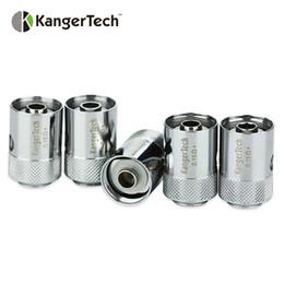Clearomizer Accessories UK - 5pcs KangerTech CLTANK CLOCC Coil 0.15ohm for CLTANK Clearomizer Replaceable Atomizer Heads E-cigarette Vape Tank Accessories