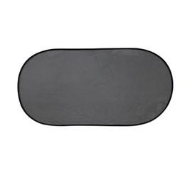 Rear Sun Visor UK - Car Rear Window Sun Visor Shade Cover Shield Sunshade UV Mesh Auto Protector