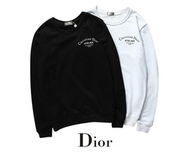 China hoodies online shopping - 2019 autumn winter men and women Fashion Brand hoodies Luxury Designer Sweater high quality casual China Letter print Pullover Streetwear