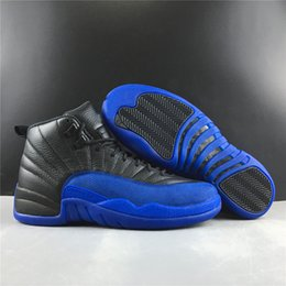 $enCountryForm.capitalKeyWord Australia - with Box 2019 Mens Basketball Shoes Sneakers 12S XII Flu Game Royal Taxi Wings for Men Sports Shoes High Cut Size US7.5-13