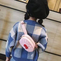 $enCountryForm.capitalKeyWord Australia - Children Zipper Handbag Kids Mirror Lipstick Storage Mini Shoulder Bag PU Leather Crossbody Messenger Bag