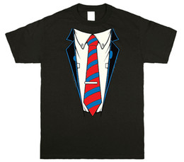 Funny Suits Australia - Formal Suit Graphic T-shirts Tee Funny free shipping Unisex Casual