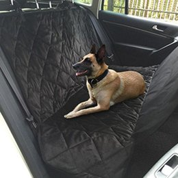 Pet Products Devoted Big Dog Mat Hammock Dog Cat Car Rear Back Seat Carrier Cover Pet Dog Mat Blanket Cover Cushion Protector Waterproof Pet Carrier