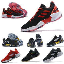 3d5b4db0c47d04 2018 New Arrival original AD Pro Bounce Low Basketball Shoes for men top  quality Designer Shoes Brand Sneakers Mens Trainers EUR 40-46