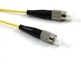 fiber optic pigtails NZ - 10pcs FTTH FC Fiber Optic Pigtail Simplex Single Mode 0.9mm 1.5m Weunion
