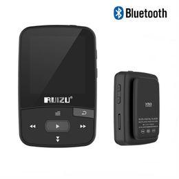 Mini Mps player online shopping - Ruizu Mini Sport Audio Bluetooth Mp3 Player Music Audio Hi Fi MP3 Mp With Fm Radio Digital Hifi Screen Flac Usb Gb Lossless