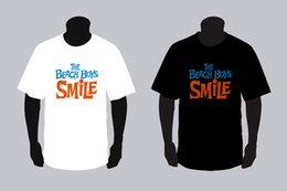 $enCountryForm.capitalKeyWord Australia - New The Beach Boys Smile Rock Band Legend Black And White T-Shirt TEE XS-3XL Cool Casual pride t shirt men Unisex