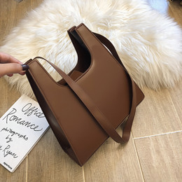 Wholesale french style dresses fashion resale online – French niche Western style bags handbags new wave of Korean wild temperament retro fashion style shoulder bag Harbor