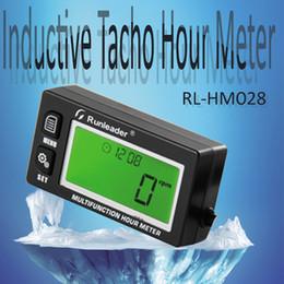 $enCountryForm.capitalKeyWord Australia - Freeshipping Waterproof multifunction hour meter tachometer voltmeter for gas petrol engine motocross Free Shipping