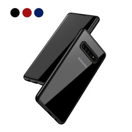 b4cb3c3a01c Transparent Soft TPU Hard Clear Case PC Phone Case Shockproof Cover For  iPhone Xr Xs Max 8 7 Plus Samsung S10 e Plus