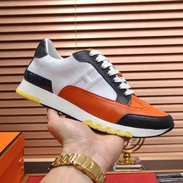 $enCountryForm.capitalKeyWord Australia - Casual Mens Shoes Chaussures pour hommes Breathable Mens Footwear Luxury Trail Sneaker Leather Men Shoes Fashion Chaussures pour hommes