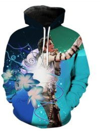 Discount jackson standards - Newest Fashion King of Rock and Roll Michael Jackson Hoodies Unisex Women Men 3D Print Pullovers Outerwear Hoodies Casua