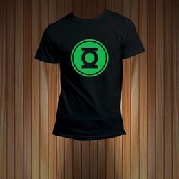 2accccf922b8d7 Green Lantern Symbol T-Shirt Funny free shipping Unisex Casual Tshirt top