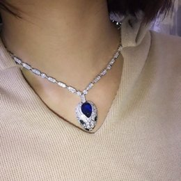 $enCountryForm.capitalKeyWord Canada - Perfect The new glamour fashion druzy jewelry wild goddess for women sterling pendant necklaces woman locket designs