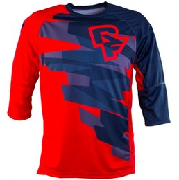 $enCountryForm.capitalKeyWord Australia - Race Face Mountain Bike Downhill DH AM Seventh Sleeve Cycling Jerseys Male Cross-country Unlined Upper Garment C