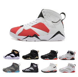 d379adebea7cbc Cheap 7 mens women basketball shoes Raptor Hares Bordeaux Olympic sport  sneaker shoes