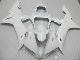 $enCountryForm.capitalKeyWord NZ - 100% Fitment. Injection molding fairing kit for YAMAHA R1 2002 2003 white fairings YZF R1 02 03 FR24