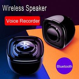 $enCountryForm.capitalKeyWord NZ - Awesome Bluethooth Wireless Speaker Voice Audio Recorder Portable HD Audio Sound Recording Music Player