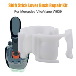 Gear made online shopping - Gear Selector Rubber Shift Stick Lever Bush Repair Fix Kit A6392605309 Auto parts are made of highly wear resistant plastic BA