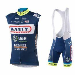 $enCountryForm.capitalKeyWord NZ - Hot Sale Men Team Wanty summer short sleeve cycling jersey bike bib  shorts suit UCI World Tour cycling clothing racing bicycle wear Y022101
