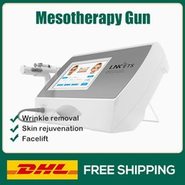 portable mesotherapy machine Canada - Portable Needle Free Injecction Pen Mesotherapy Anti-hair Removal Anti-puffiness Blood Vessels Removal Beauty Machine for Beauty Cencer
