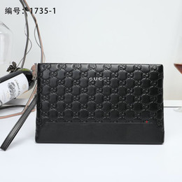 Chinese  1735-1 (7F33) fashion men's clutch WOMEN WALLET CHAIN WALLETS PURSEWomen Handbag Shoulder Totes Mini Bag Clutches Exotics manufacturers