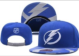 $enCountryForm.capitalKeyWord Australia - Hockey League Tampa Bay Lightning hat men women Caps Adjustable hats High Quality football baseball basketball snapback hats 10000+ styles