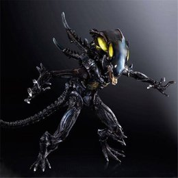 $enCountryForm.capitalKeyWord NZ - Play Arts Spitter Aliens Colonial Marines Anime Figure Action Figures Collectible Moble Toys Birthdays Gifts Doll Hot Sale Free Shipping