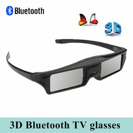 Discount sharp tvs - Official 3D Bluetooth Rechargeable Active Shutter Glasses for Sony    Sharp  Samsung 3D TV Projector Series