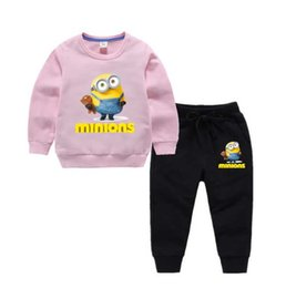 Kids Brand Clothes Sports Australia - 2020 HOT Brand E New Style Children's Clothing For Boys And Girls Sports Suit Baby Infant Short Sleeve Clothes Kids classic Set 2-7 Age