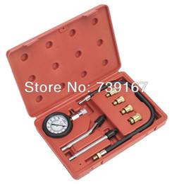 Engines Ford Australia - Car Petrol Engine Pressure Diagnostic Tools Auto Cylinder Compression Tester Detector Tool M8 M10 M12 M14 Adaptor ST0057