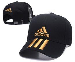 Nouveau gros haute marque chapeau réglable casquettes de baseball de mode dame chapeaux mens designer été qualité camionneur femmes casquette chapeau de loisirs en Solde
