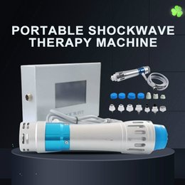 2020 Vacuum Electric Muscle Stimulation and Shockwave Therapy Pain Treatment Physiotherapy Shock Wave Therapy for ED Treatment on Sale