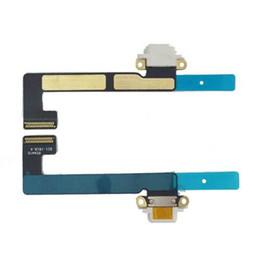 $enCountryForm.capitalKeyWord Australia - 50PCS Charging Port Flex Charger Cable Connector Lightning for iPad Mini 2 Mini 3 A1489 A1490 A1491 A1599 A1600 A1601