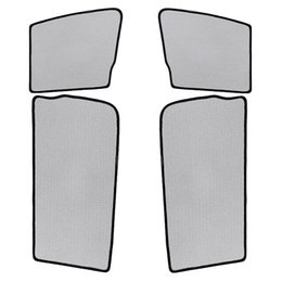 $enCountryForm.capitalKeyWord NZ - 4x Car Side Window Sun Visors Shade Cover Shield For Honda Odyssey 2015-2018 Sides Windows Suns Visorss Shades Covers Shields