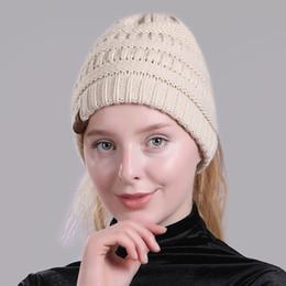 $enCountryForm.capitalKeyWord Australia - Fall and Winter Fashion CC Hat Korean Version Knitted Hat Comfortable Soft Fashion New Warm Lady Hat
