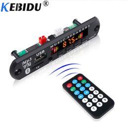 $enCountryForm.capitalKeyWord Australia - Kebidu Newest Wireless Bluetooth 5.0 Decoder Board Audio 12V WMA Module Lossless USB AUX TF Radio For Car Kit Audio MP3 Player