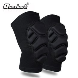 Elbow Supports Children Australia - 1 Pair Sponge Thickened Ski Knee Pads Adults Children Sports Dance Running Skating Snowboard Knee Support Protection #18284
