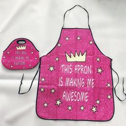 Cooler Handbags Australia - 2pcs set Insulated Neoprene Lunch Bags for kids women Tote Handbag men lunch box bolsa termica cooler bag picnic bags