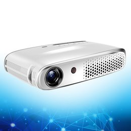 $enCountryForm.capitalKeyWord NZ - M-602 LED Projector 1000 Lumens Projector 1080P Projection Machine with USB HDMI VGA AV Micro SD Slot Remote Controller Mini Cool DHL